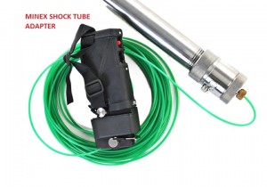 MINEX SHOCK TUBE ADAPTER